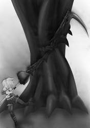 Rin vs Orouboros