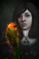 Colours of Sorrow by A-Fleeting-Glimpse