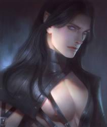 Dark Prince ~ Warrior by spicedwinefanfic