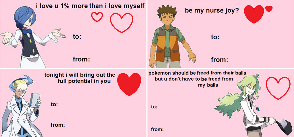 Geeky Pokemon Valentines Card Crafthubs – Pokemon Valentines Card