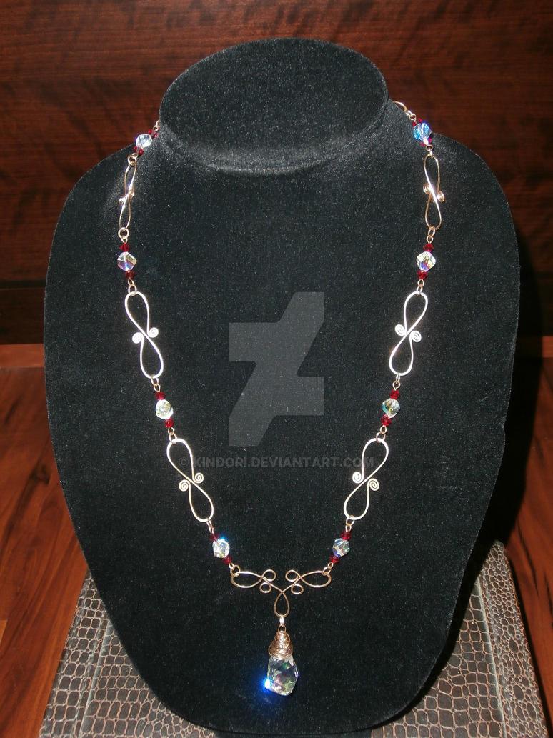 Helix Necklace by Kindori