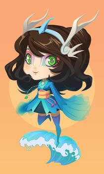 Japanese Mythology Girly