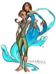 Taran and Naia