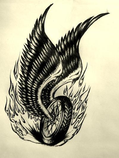 Tattoo by kristina323