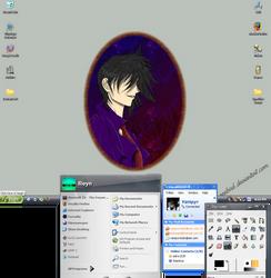 Tori-san's Desktop
