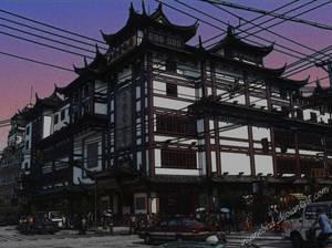 Shanghai Painting Imitation