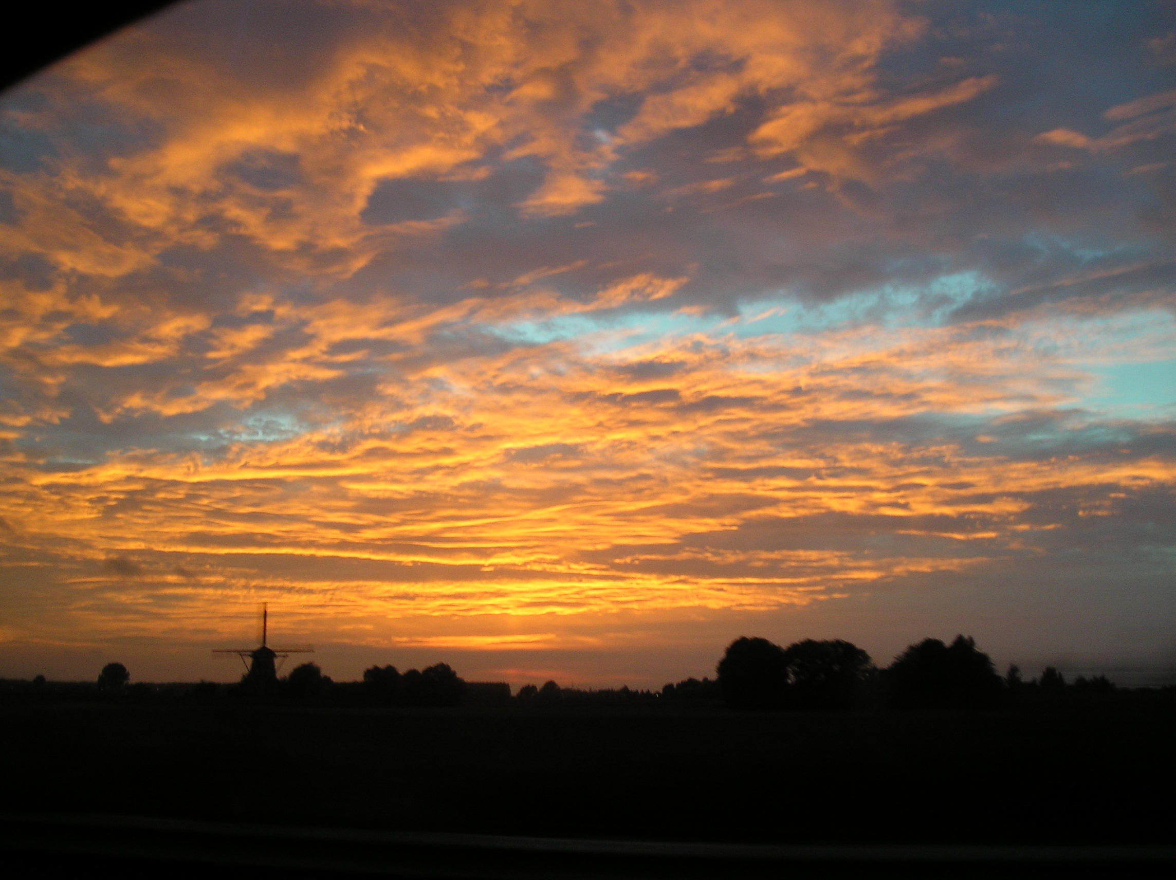dutch skyline by ~Ann4a on