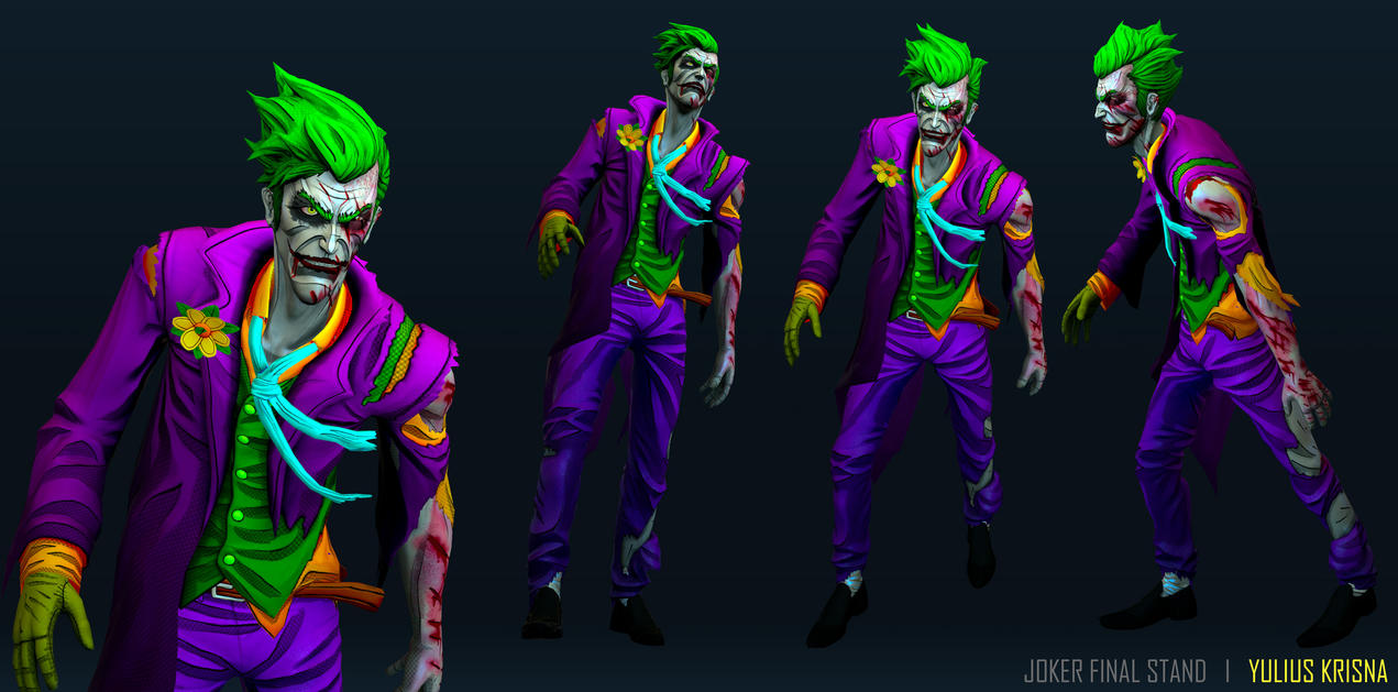 Joker Final Stand by YuliusKrisna