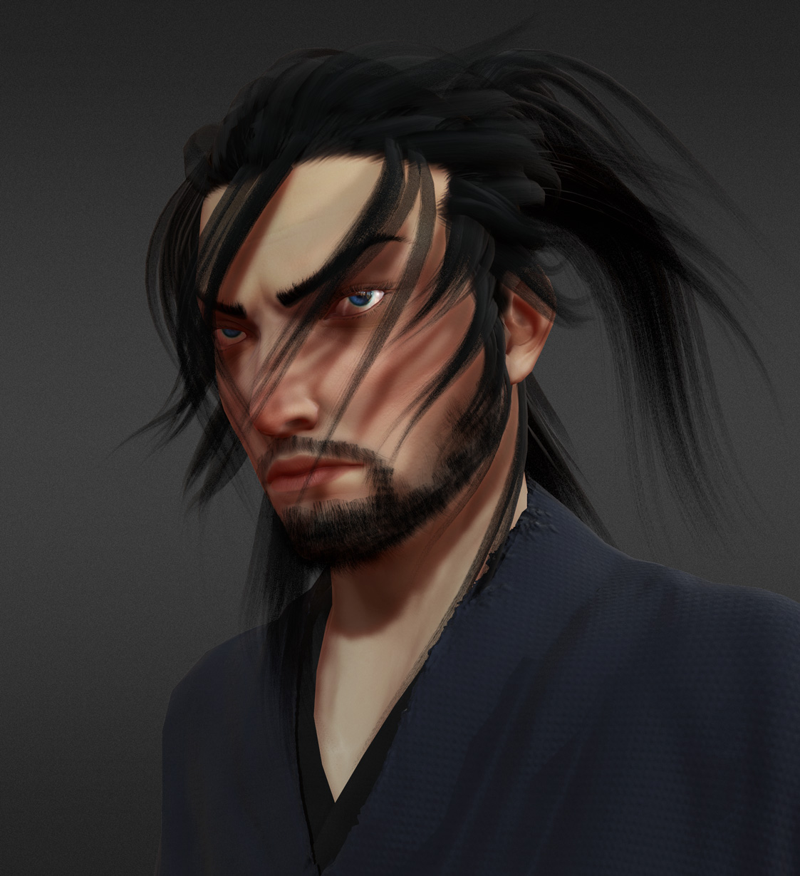 Miyamoto Musashi: What Are You Working On? 2016
