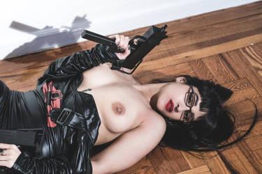 Baroness Topless by KoriNOkeN
