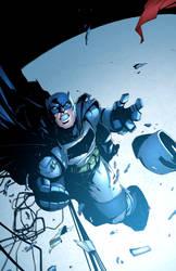 Batman The DArk Knight Tribute by rswolvi