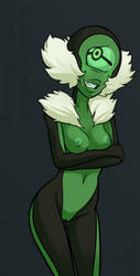 Nephrite by RelatedGuy