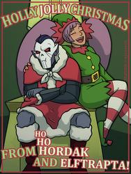 Holly Jolly Horde Christmas