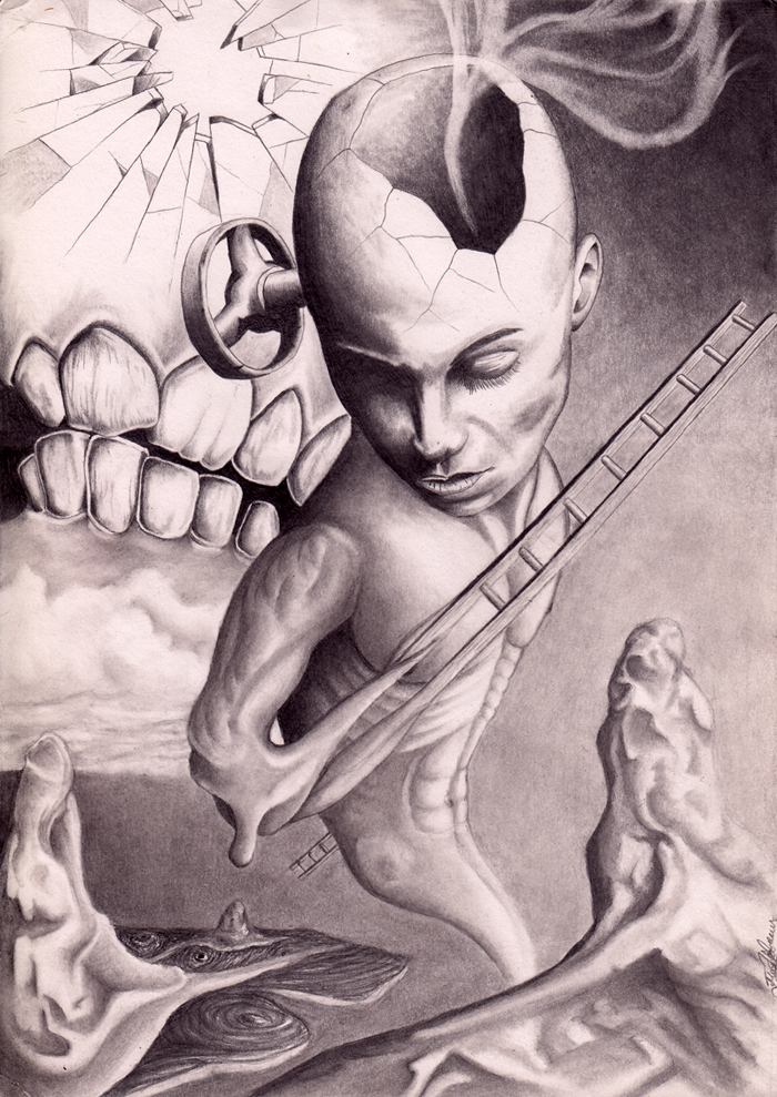 Cosmic Butane by sadist-oldman
