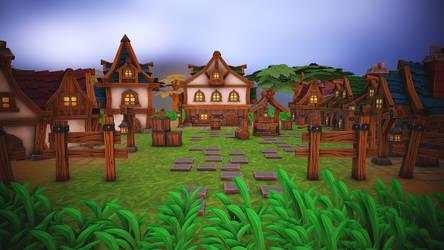 fantasy house pack_1