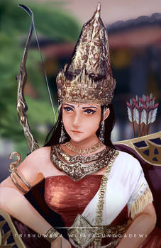 Tribhuwana Wijayatunggadewi