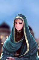 Sultanah Safiatuddin Syah by Kenichir0