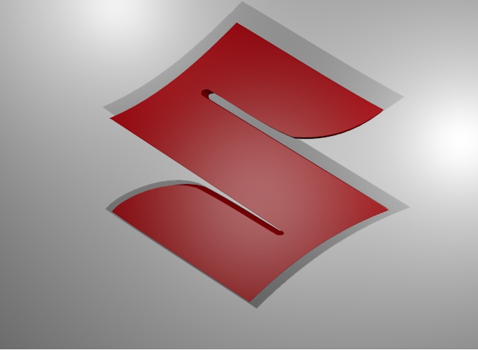 Suzuki Logo By Jennifermarinda
