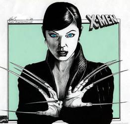 Lady Deathstrike by KSowinski