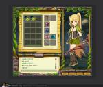game interface ui