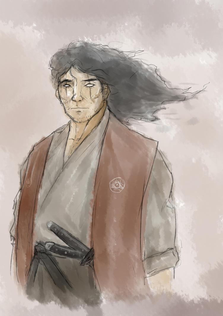 Samurai by JJcadabro