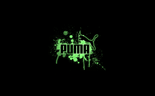 Puma Green Wallpaper by OlegnaLP on DeviantArt