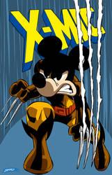 Wolverine Mickey 02