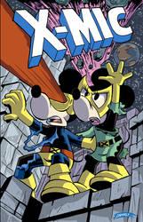 Xmen Mickey E Minnie 01