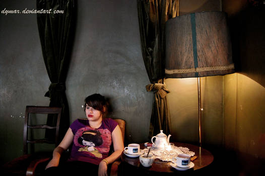 tea time by dymar