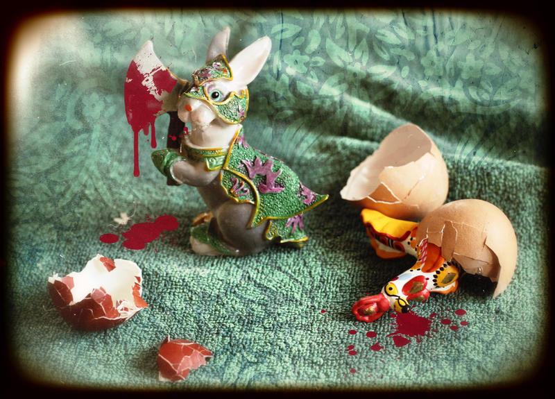 unHappy Easter 1