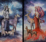 Hades and Persephone Dichoptic