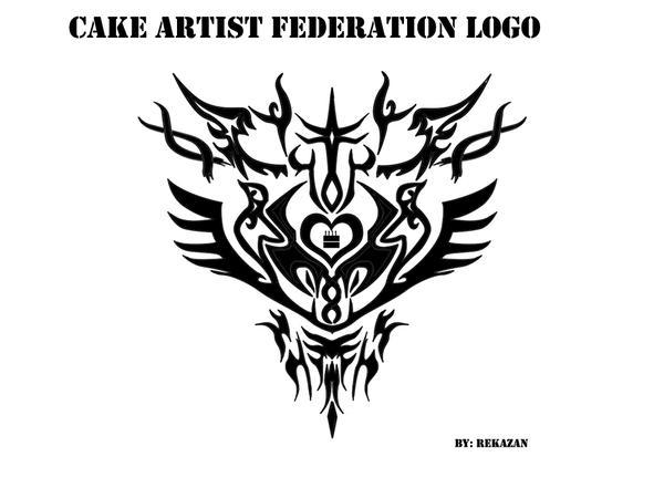Cake Artist Logo : CaKe ArTiSt FeDerAtIon LoGo by rekazan on deviantART