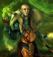 Solas by YogurtDollArt