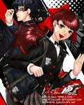Persona 5 The Royal by YogurtDollArt