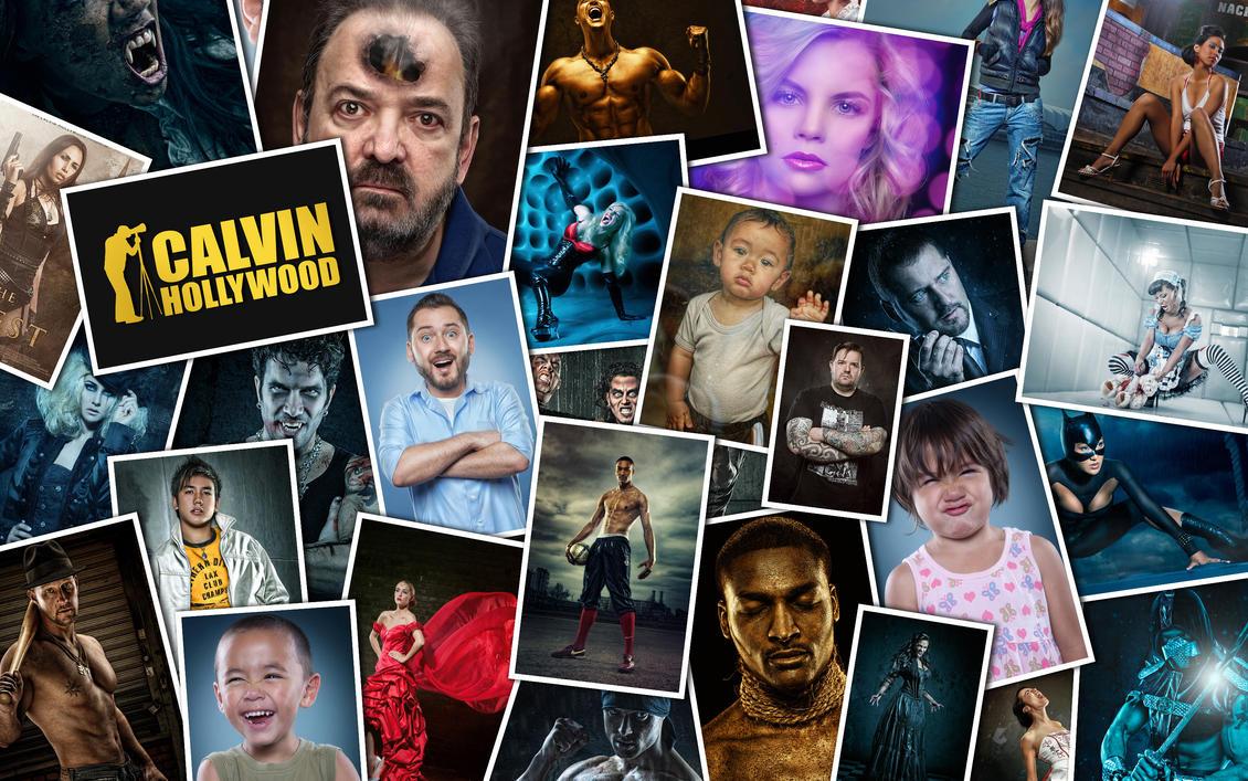 Calvin Hollywood Wallpaper by CalvinHollywood