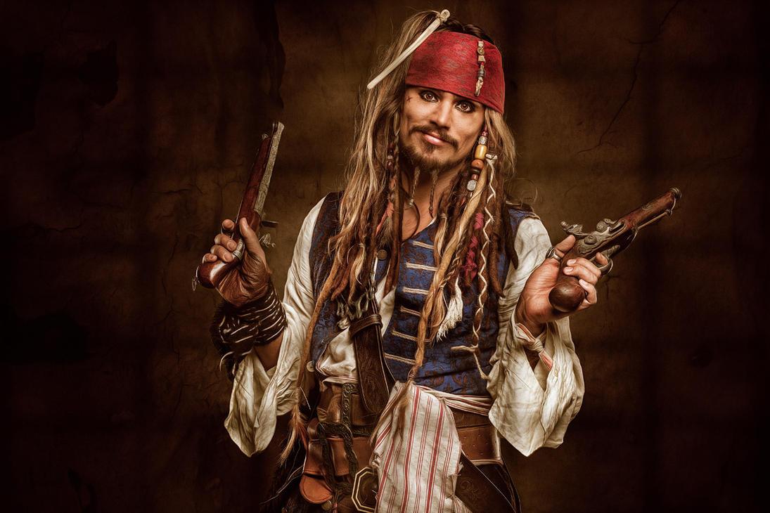 The Jack Sparrow Beard Style How to Grow   Balding Beards