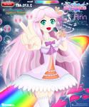 DJMAX - Airin from Cosmic Fantastic Lovesong! by HayateHayashi94