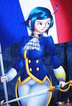 Elisabeth Blanctorche - We Fight for France!