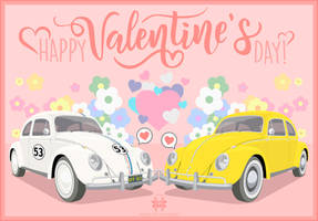 Herbie x Bumblebee - Valentine's Day 2019