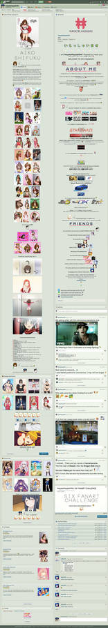 My dA Homepage