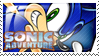 Sonic Adventure Fan Stamp 1 by Ana-Mae