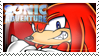 Stamp- Sonic Adventure Fan 4 by Ana-Mae