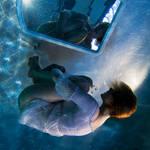 Shanti underwater