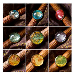 Organic rings by OlgaC