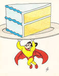 Mighty Mouse Birthday