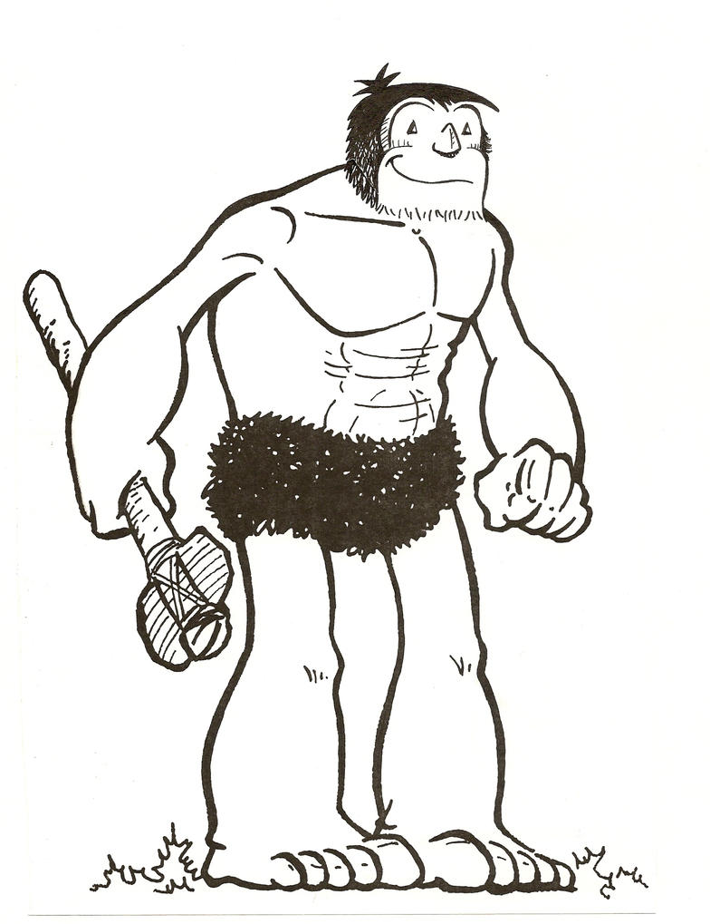 Image result for alley-oop caveman