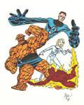 Fantastic Four Byrne, Me