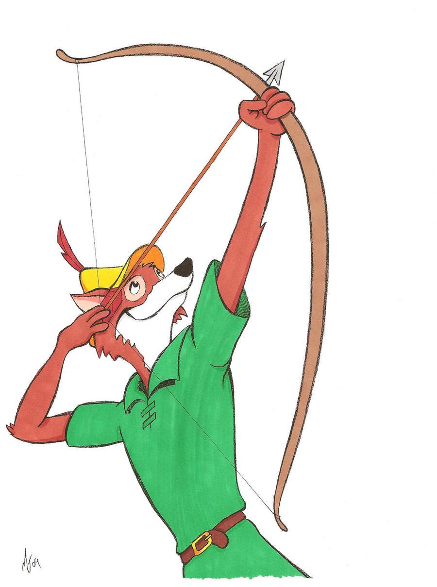 Robin Hood 2 by zombiegoon