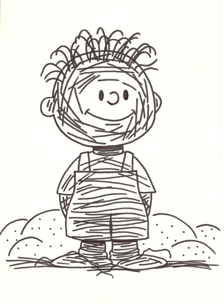 Pig pen by zombiegoon on deviantart for Pen coloring pages