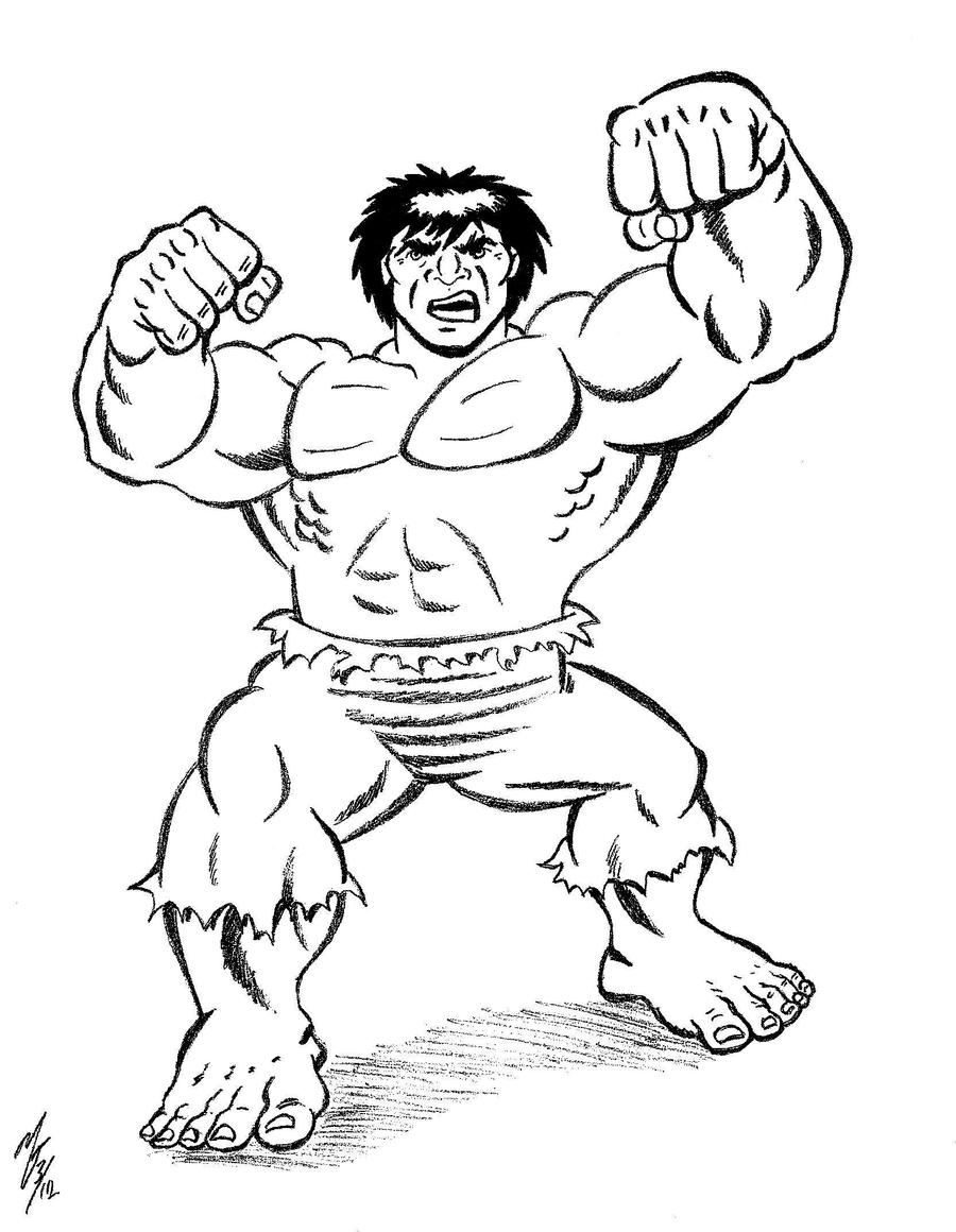 the incredible hulk coloring pages - incredible hulk free coloring pages